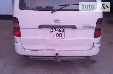 Toyota Hiace груз. 1997 в Одессе