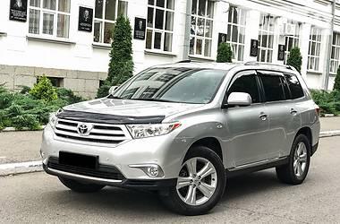Toyota Highlander 3.5i Premium