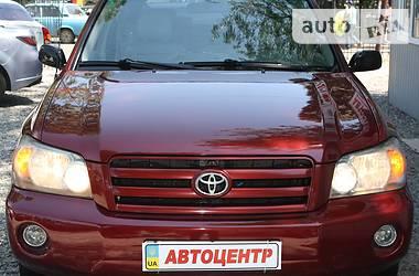 Toyota Highlander 2008 в Одессе