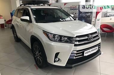 Toyota Highlander 2018 в Виннице