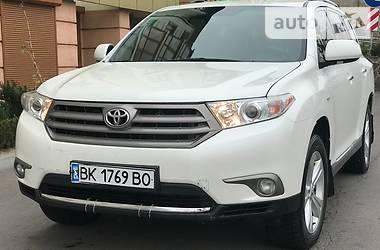 Toyota Highlander 2012 в Ровно