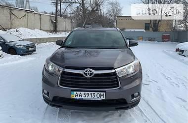 Toyota Highlander 2014 в Києві