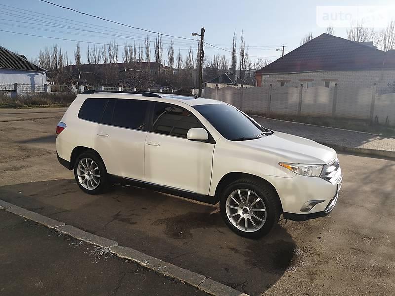 Toyota Highlander 2013 в Николаеве