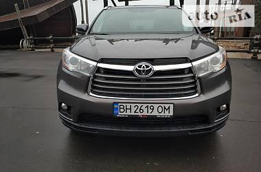 Toyota Highlander 2015 в Одессе
