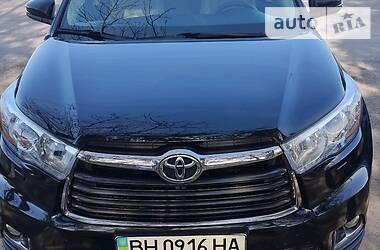 Toyota Highlander 2014 в Измаиле