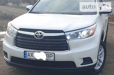Toyota Highlander 2015 в Харькове