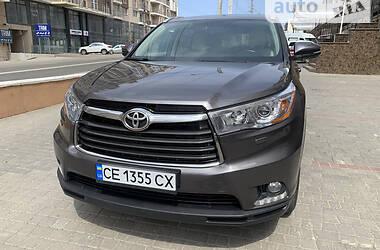 Toyota Highlander 2014 в Черновцах