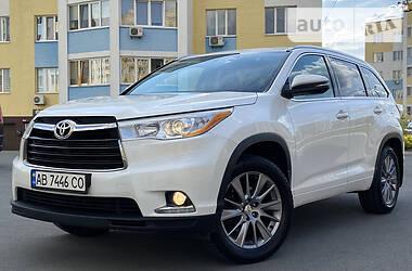 Toyota Highlander 2014 в Киеве