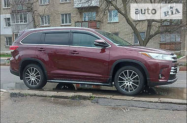 Toyota Highlander 2017 в Одессе