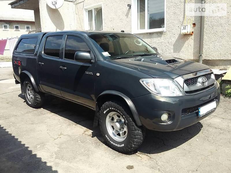 Toyota Hilux 2010 в Кропивницком