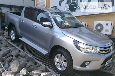 Toyota Hilux 2017 в Полтаве