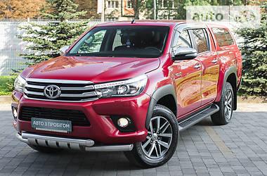 Toyota Hilux 2016 в Львове