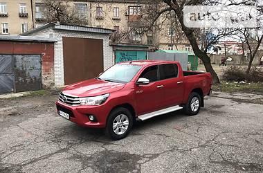 Toyota Hilux 2016 в Бердянске