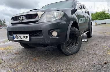 Toyota Hilux 2010 в Виннице