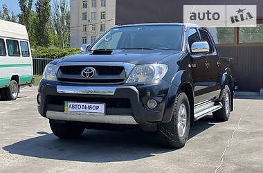 Toyota Hilux 2010 в Николаеве