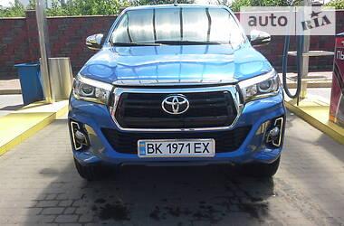 Toyota Hilux 2017 в Ровно