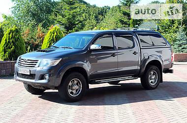 Toyota Hilux 2012 в Виннице