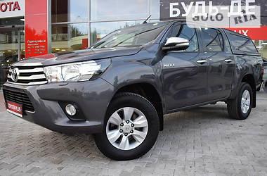 Toyota Hilux 2016 в Житомире