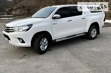 Toyota Hilux 2017 в Умані