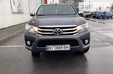 Toyota Hilux 2016 в Каховці