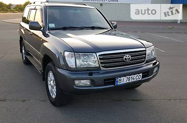 Toyota Land Cruiser 100 2003 в Кременчуге