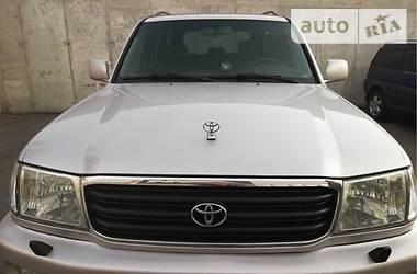 Toyota Land Cruiser 100 2001 в Киеве