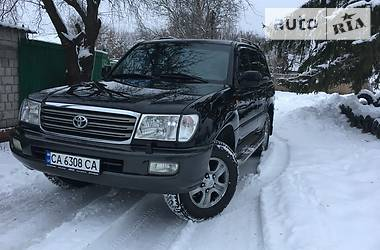 Toyota Land Cruiser 100 2004 в Киеве