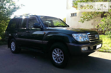 Toyota Land Cruiser 100 1999 в Одессе