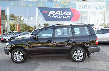Toyota Land Cruiser 100 2006 в Одессе