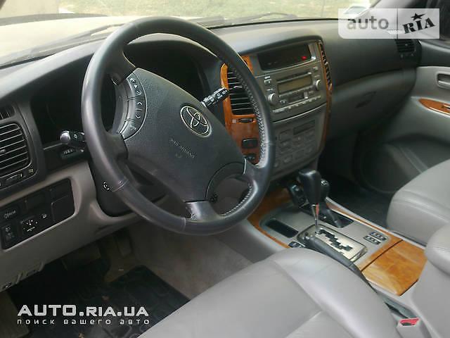 Toyota Land Cruiser 100 2004 в Одессе