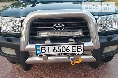 Toyota Land Cruiser 100 1998 в Кременчуге