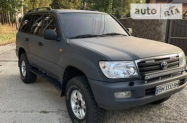Toyota Land Cruiser 100 2003 в Сумах