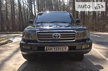 Toyota Land Cruiser 100 1999 в Житомире