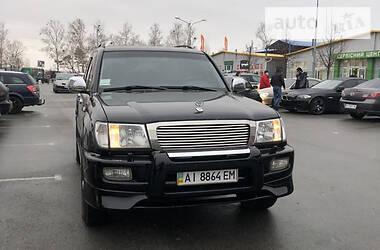 Внедорожник / Кроссовер Toyota Land Cruiser 100 2002 в Иванкове