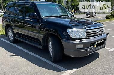 Позашляховик / Кросовер Toyota Land Cruiser 100 2007 в Києві