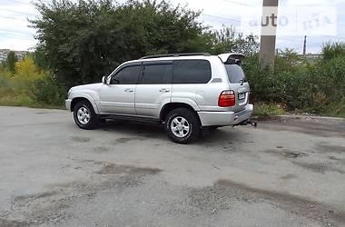 Позашляховик / Кросовер Toyota Land Cruiser 100 2001 в Кривому Розі