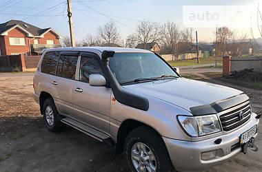 Toyota Land Cruiser 105 2004 в Киеве
