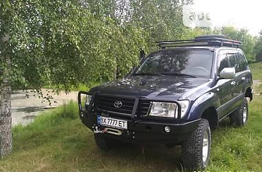 Toyota Land Cruiser 105 2000 в Староконстантинове
