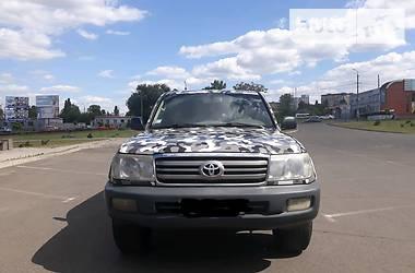Toyota Land Cruiser 105 2006 в Кривом Роге