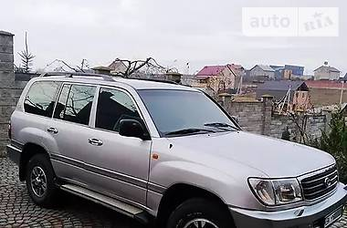 Toyota Land Cruiser 105 2001 в Ровно