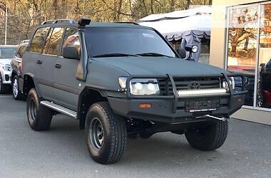 Toyota Land Cruiser 105 2006 в Киеве