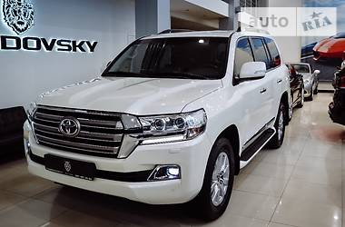 Toyota Land Cruiser 200 2016 в Одессе
