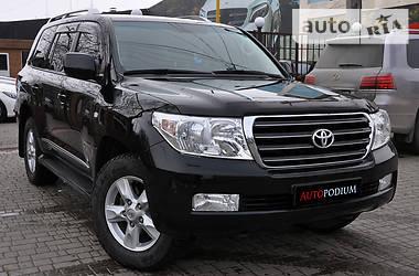 Toyota Land Cruiser 200 60th Anniversary 2011