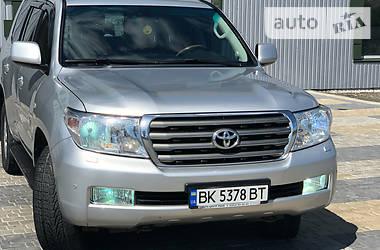 Toyota Land Cruiser 200 2008 в Владимирце