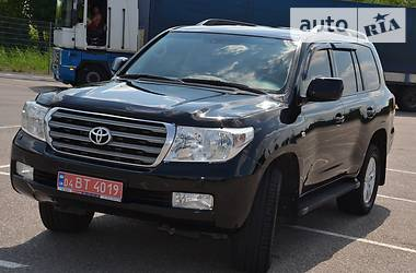 Toyota Land Cruiser 200 2008 в Днепре