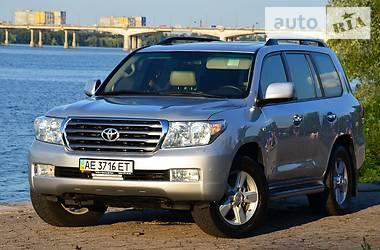 Toyota Land Cruiser 200 2008 в Дніпрі