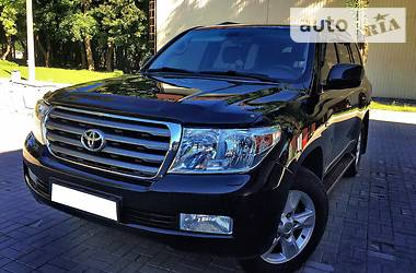 Toyota Land Cruiser 200 2011 в Днепре