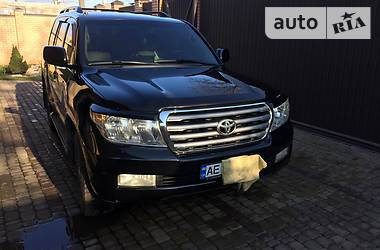 Toyota Land Cruiser 200 2008 в Кривом Роге