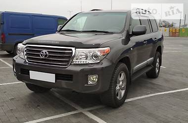 Toyota Land Cruiser 200 2008 в Николаеве
