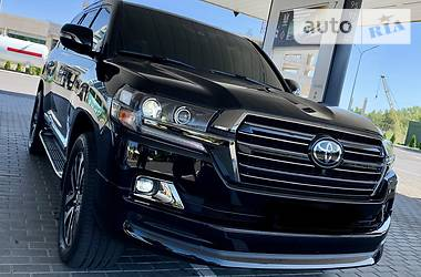 Toyota Land Cruiser 200 2019 в Днепре